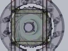 Gerador magnético de energia infinita.