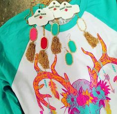 Find this fabulous tee on the ranch-and-famous Facebook page!