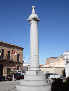 LOS NAVALMORALES (TOLEDO). Rollo de Justicia.