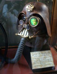 Darth Vapour – Steampunk Star Wars