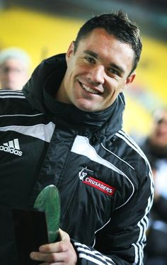 *Dan Carter, NZ Rugby Player*