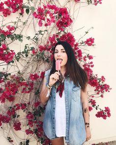 "93.3 mil Me gusta, 321 comentarios - Alba Paul Ferrer (@albapaulfe) en Instagram: ""ICE CREAM  #revolvefestival #la#losangeles #palmsprings"""