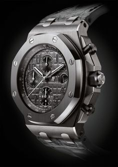 Audemars Piguet [NEW] Royal Oak Offshore Chronograph 42MM Grey Dial 26470ST.OO.A104CR.01 (Retail:HK$204,000) ~ Special Offer: HK$151,000.