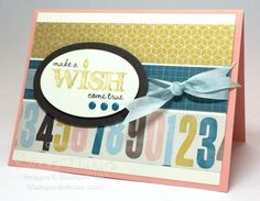 SUO Make a Wish and Soho Subway by krissiestamps - Cards and Paper Crafts at Splitcoaststampers