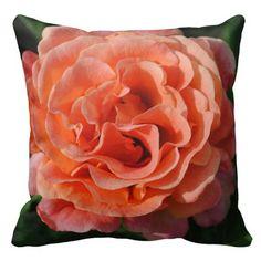 Peach Beauty Pillow