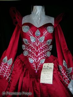 Mirror Mirror Evil Queen's (Julia Roberts) Costume Ball Dress