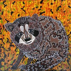 The Reluctant Rackateer - My Painted Path Paths, My Arts, Birds, Fall, Artist, Prints, Animals, Painting, Fall Season