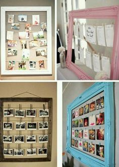 + of 117 BEST home crafts Get inspired! TOP - Photos, ideas and inspiration for home crafts, so you can decorate your home with DIY projects, mak - Easy Diy Crafts, Home Crafts, Fun Crafts, Teen Girl Crafts, Diy Simple, Diy Photo, Diy Room Decor, Diy Crafts For Bedroom, Wall Decor