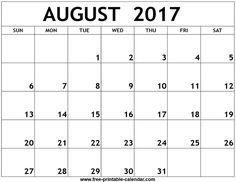 fillable calendar august 2015
