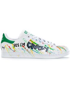 competitive price aeff7 b1923 60% Rabatt Kvinnor Adidas Stan Smith Originals Fritidsskor  Vit    färgrikedom CRAZYW Rea Billigast