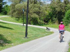 Nokiidaa – Park Trail near aurora Park Trails, Bmx, Aurora, Parks, Cycling, Bicycle, Biking, Bike, Bicycle Kick