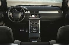 2017 Range Rover HSE Interior