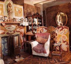 interiors charleston bloomsbury 1 Interiors | Bloomsbury Returns