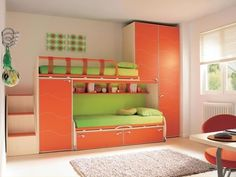 Bunk Bed With Stairs And Storage - Foter