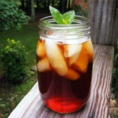 """Smooth Sweet Tea   """"I love sweet tea so I tried this and absolutely love it. I didn't wait for summer and glad I didn't. I make it a couple times a week."""""""