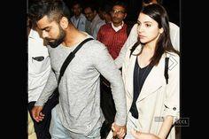 Anushka-Virat return from World Cup hand-in-hand