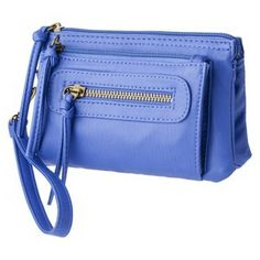 Mossimo Supply Co. Periwinkle Clutch - Blue : Target Mobile