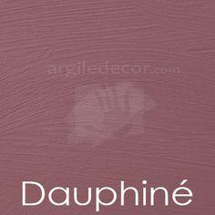 Badistuc façade, couleur: Dauphiné