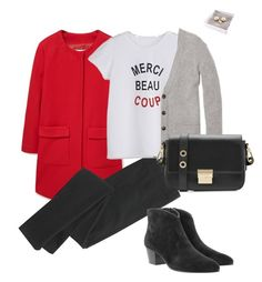 Merci beaucoup by millaschic on Polyvore featuring polyvore fashion style Madewell MANGO Ash MICHAEL Michael Kors Christian Dior clothing