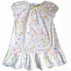 Summer here we come!  Liberty Dress by Ptit Chic... de Paris