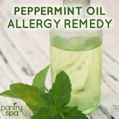 Clear your sinuses and get natural relief from allergy symptoms with this Peppermint Oil Allergy Remedy from Dr Oz! ❤ PS: SAVE ON PEPPERMINT OIL HERE: http://www.purasentials.com/products/pure-peppermint-oil-wildcrafted-4oz