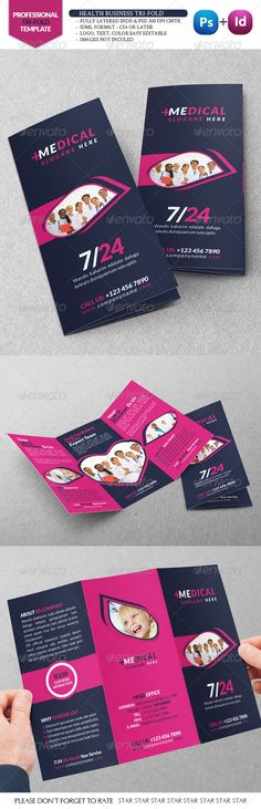 Missions Conference Brochure Template Brochure template - conference brochure template