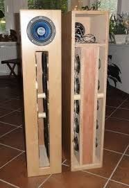 Loudspeaker design, Image result for open baffle line array speakers