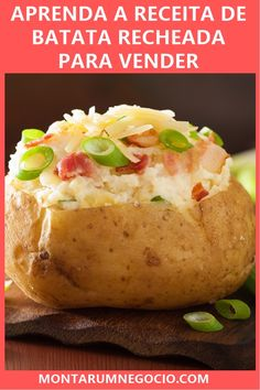 Looks Yummy, Baked Potato, Health Tips, Low Carb, Bread, Food And Drink, Fruit, Cooking, Ethnic Recipes