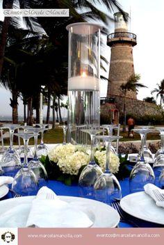 Decoracion de Eventos Cartagena de indias Colombia Marcela Mancilla