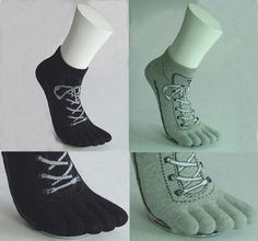 Socks that look like Shoes!