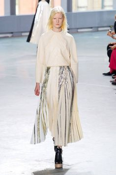 Proenza Schouler Spring 2014 Ready-to-Wear