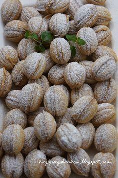 Orzeszki - ciasteczka