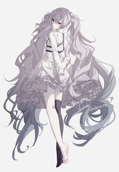Anime Oc, Anime Angel, Anime Chibi, Kawaii Anime, Manga Anime, Cool Anime Girl, Beautiful Anime Girl, I Love Anime, Anime Art Girl