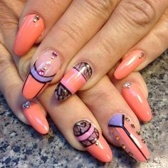 Instagram media by billy820nails