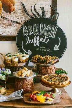 Breakfast buffet catering brunch ideas 58 ideas for 2019 Brunch Mesa, Brunch Buffet, Party Buffet, Brunch Bar Ideas, Hotel Breakfast Buffet, Brunch Ideas For A Crowd, Breakfast Catering, Breakfast Party, Best Breakfast