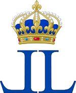 Coat of Arms of the Bourbon Restoration (1815-30) - Luis XVIII de Francia - Wikipedia, la enciclopedia libre