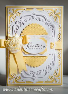 Spellbinders 5x7 elegant labels four