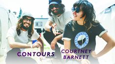 ConTours | Courtney Barnett | Contours is a new feature where we take you on tour with some of our favorite artists. As they make their way through the country, we'll show you behind-the-scenes moments as they occur in real-time.