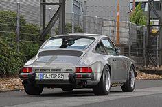 Porsche 911 3.2 Sleeper