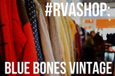 Blue Bones Vintage. #WhyHB #visitrichmond
