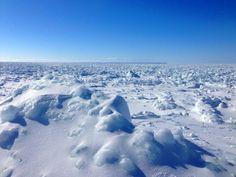 Ice Caves of Lake Michigan - Cherry Republic Blog