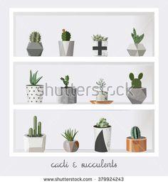 Scandinavian Vectores en stock y Arte vectorial | Shutterstock