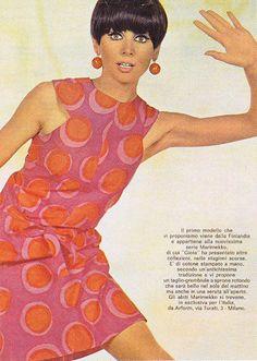 Gioia - Annika Rimala's Petrooli Pattern, 1963