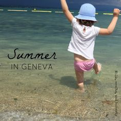 Geneva-based expat mom and her adventure with child rearing Geneva City, Indoor Activities, Train Travel, Summer Kids, Public Transport, Playground, Going Out, Swimming Pools, Preschool