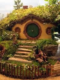 A wee hobbit house