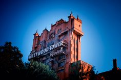 "At 199 feet tall, ""The Twilight Zone Tower of Terror"" is the highest attraction at the Walt Disney World Resort."