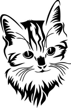 The Latest Trend in Embroidery – Embroidery on Paper - Embroidery Patterns Animal Stencil, Stencil Art, Stencil Patterns, Stencil Designs, Arte Tribal, Wood Burning Patterns, Paper Embroidery, Embroidery Patterns, Scroll Saw Patterns