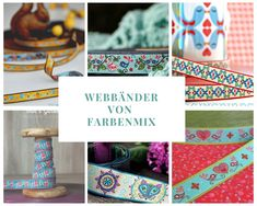 Farbenmix Frame, Design, Home Decor, Weaving, Sewing Patterns, Creative, Homemade Home Decor, Interior Design
