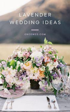 Lavender Wedding Ins