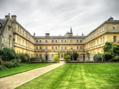 Trinity College, Oxford | por Baz Richardson (trying to catch up)                                                                                                                                                                                 More